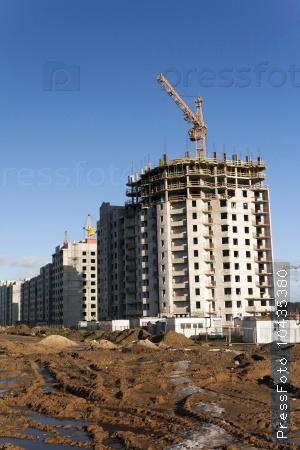 new building  . Belarus
