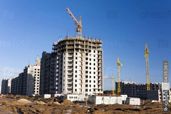 build high  buildings