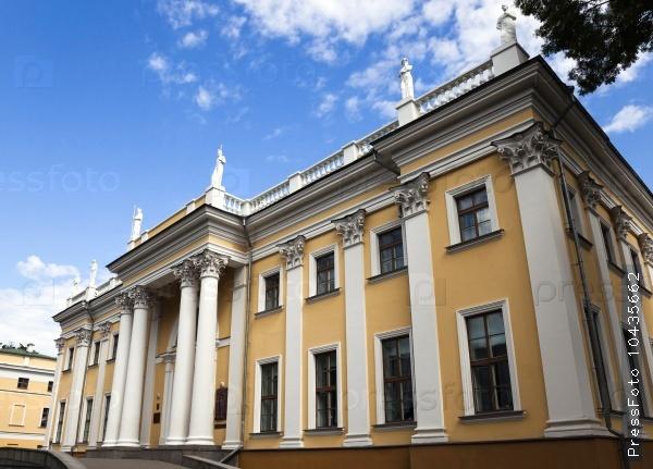 old building  , Gomel. Belarus
