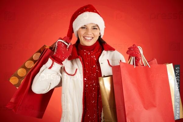 Shopping before Christmas