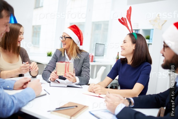Christmas discussion