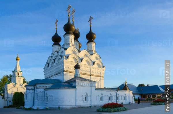 Holy Trinity convent in Murom, Russia
