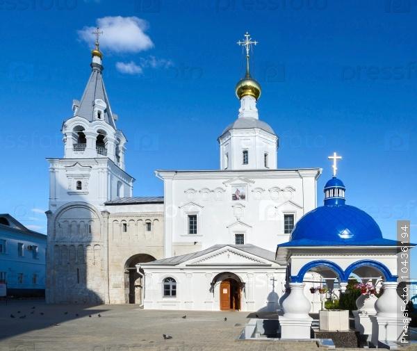 Holy Bogolyubovo Monastery, Vladimir region, Russia