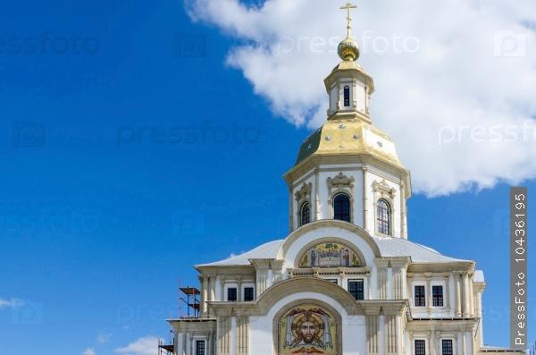 Annunciation Cathedral, Holy Trinity Seraphim-Diveevo convent, R
