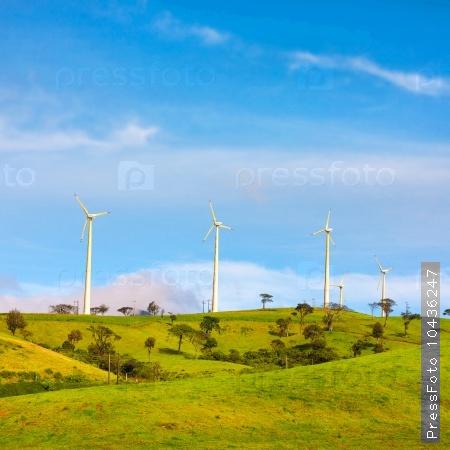 Horizontal Axis Wind Turbines