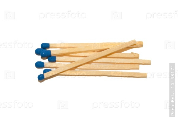 several matches