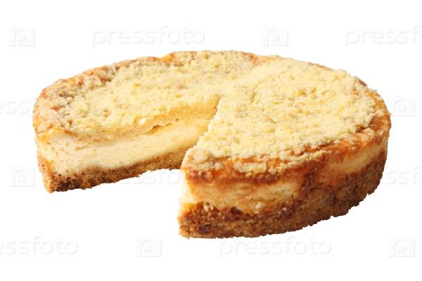 cut curd pie