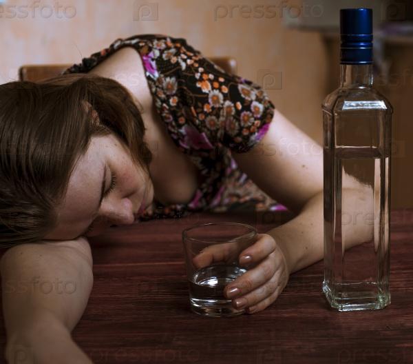 жену как завести выпившую