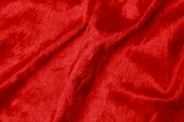 Красный бархат текстура