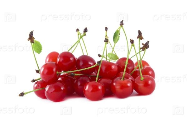 Горсть вишни