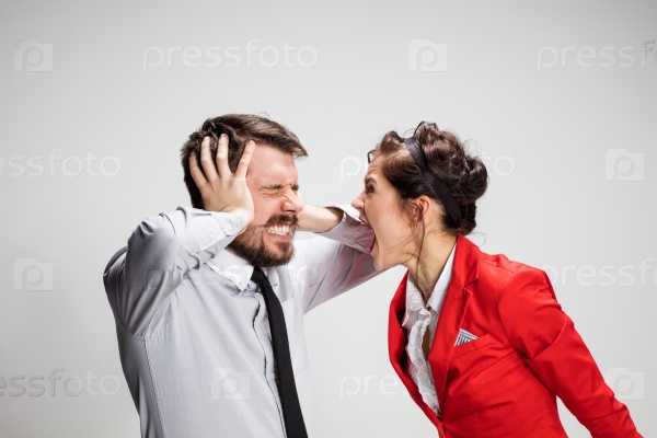 Яркие эмоции разговора