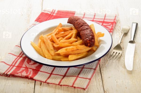 Венгерский золотой картофель