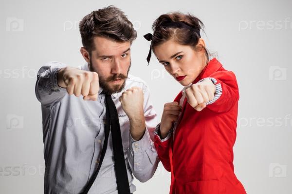 Воинствующий бизнес