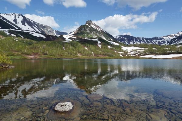 ЯГорные озера