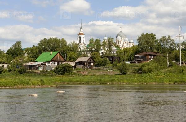 Верхотурский Свято-Николаевский мужской монастырь