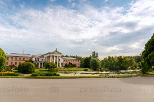 Ботанический сад. Москва