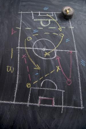 Футбольная тактика
