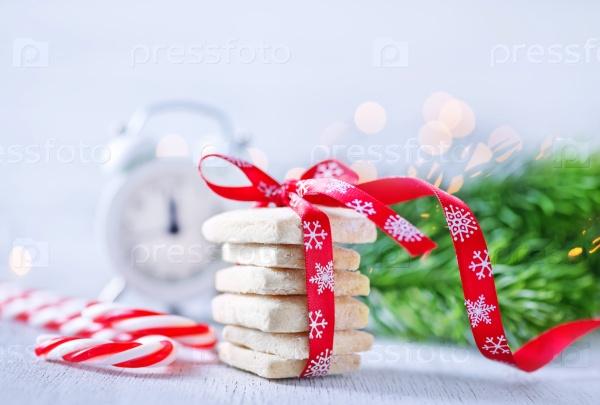 Рождественская конфетка