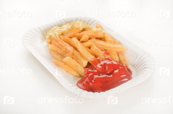 Французский картофель