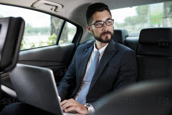 Работа в автомобиле