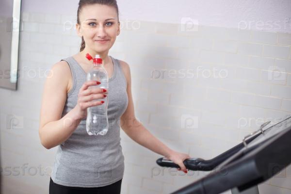 Вода после тренировки