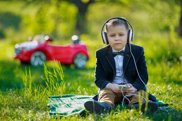 Музыка в лесу