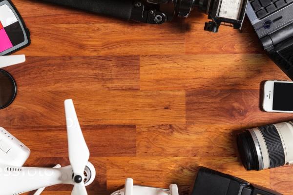 Инструменты профессионального фотографа