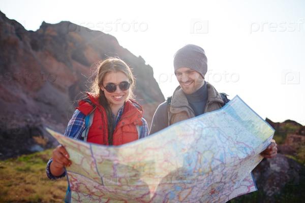 Глядя на карту