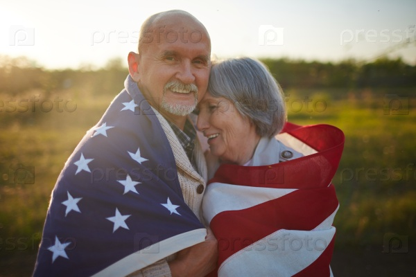 Счастливые патриоты
