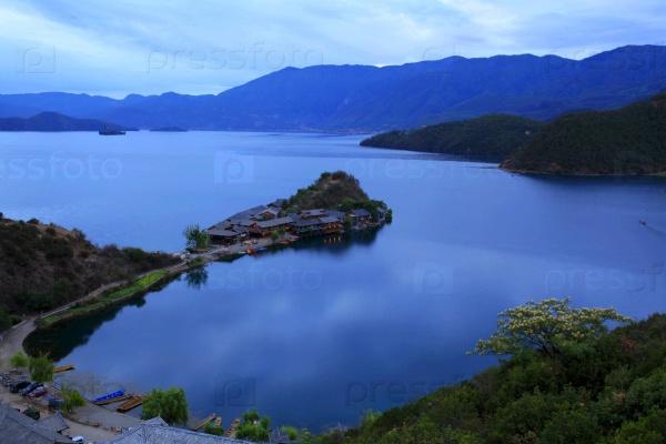 Озера Ригби