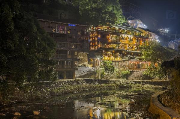 Деревня Сицзян Мяо