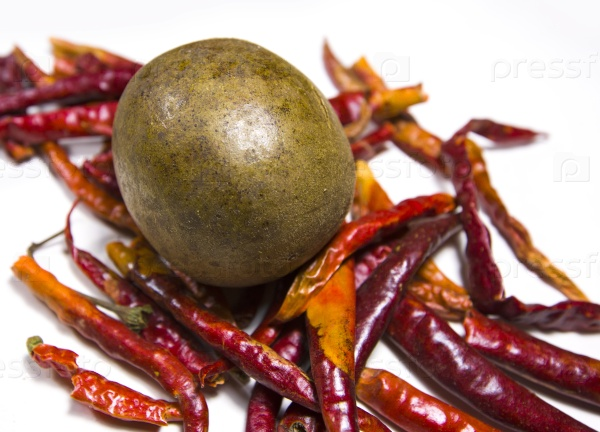 Чили и мангостан