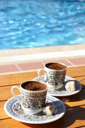 Традиционный турецкий кофе
