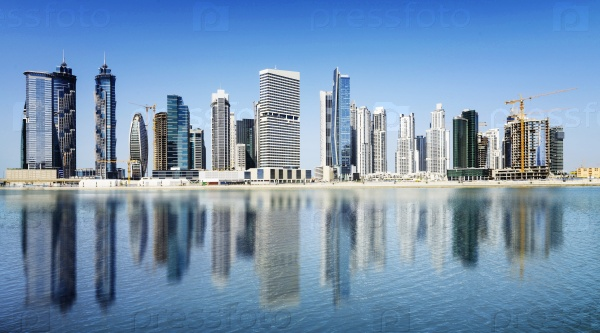 Дубай центр города
