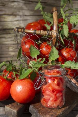 Вкусные помидоры