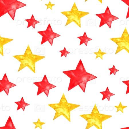 Золотой фон со звездами