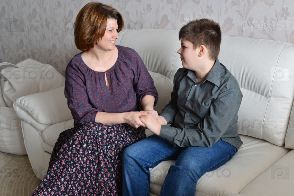 an essay on the relationship of a mother and her son
