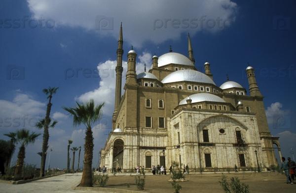 Мечеть в Египте