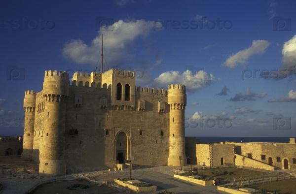 Египетский замок