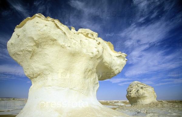 Пустыня в Египте