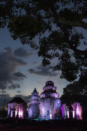 Храм в Таиланде