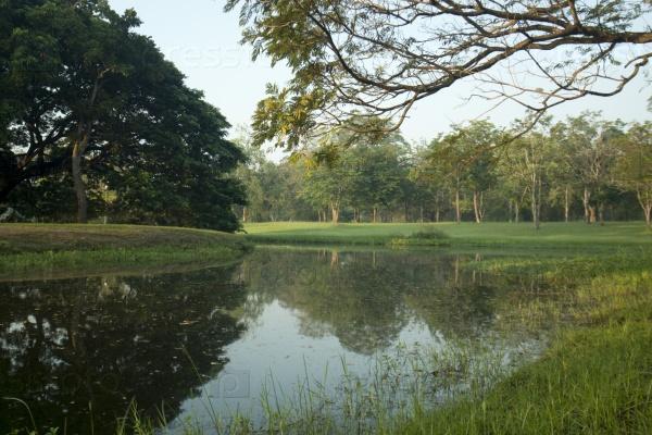 Таиланд, парк