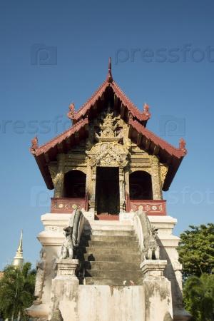 Храм Таиланда