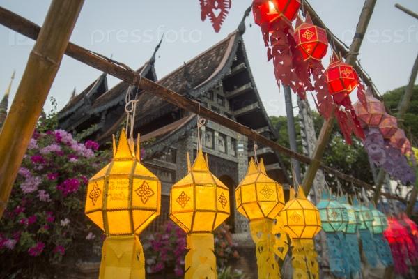 Фестиваль в Таиланде