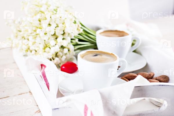 Романтический завтрак на день рождения