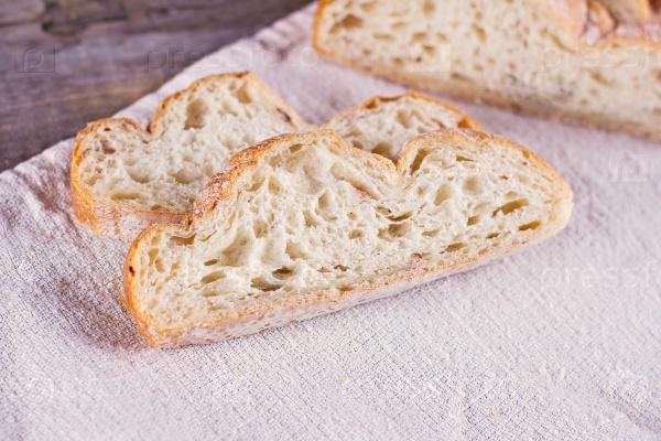 Чиабатта итальянский хлеб