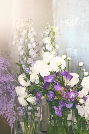 Букет красивых цветов