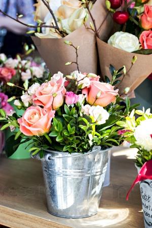 Букет прекрасных цветов