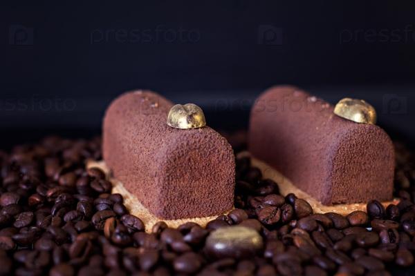 Шоколадный торт тирамису