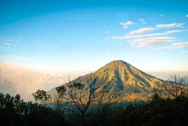 Вулкан, Индонезия